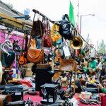 Brick Lane Market: uno dei colorati mercati di Londra