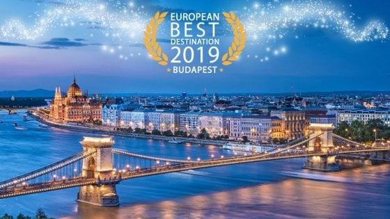 Budapest migliore destinazione europea