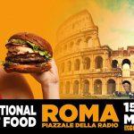 Terza Edizione del Festival Internazionale dello Street Food 2019: si parte da Roma