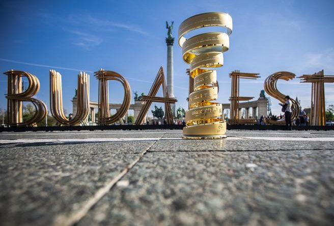 Giro d'Italia 2020 Budapest