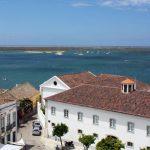 Faro cuore affascinate dell'Algarve