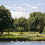 Hyde Park Londra: tra romantiche fontane, cortili coperti e giardini di rose