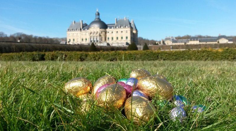Pasqua in Francia