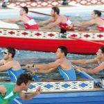 La Regata delle Repubbliche Marinare a Venezia sabato 1 giugno