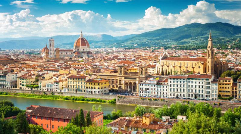 Pullman turistici a Firenze
