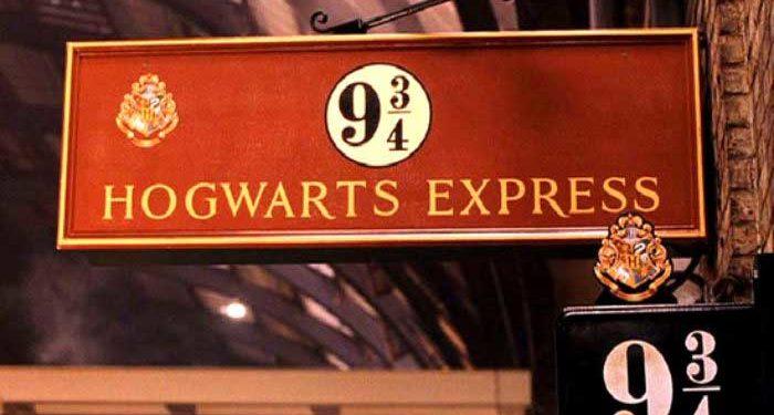 sulle tracce di Harry Potter