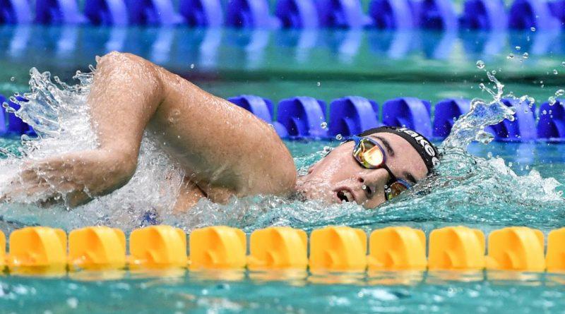 I mondiali di nuoto paralimpico