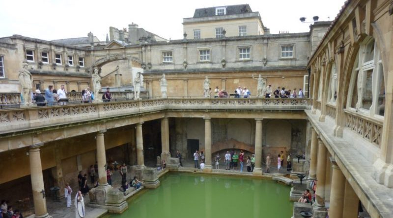 Le terme di Bath