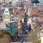 Winchester antica capitale d'Inghilterra