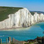 Il parco delle Seven Sisters unisce coste e campagna inglese