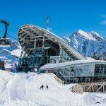 Feltrinelli sul Monte Bianco a Punta Helbronner