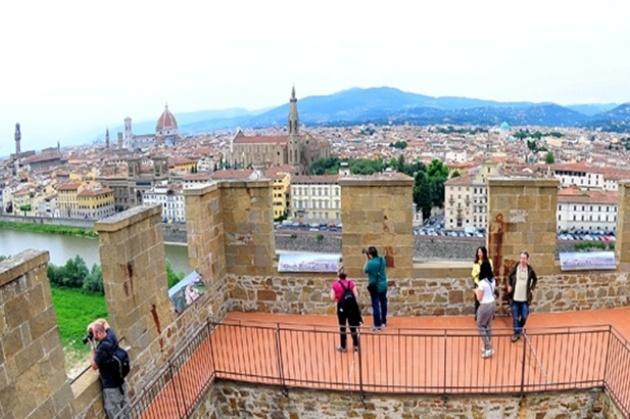 Torre di San Niccolò Firenze