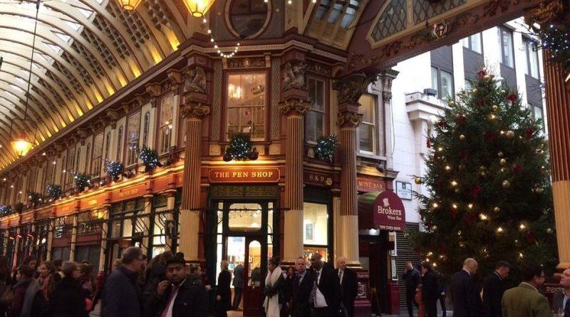 Decorazioni Natalizie Londra 2019.Natale A Londra 2019 Il Mercatino Di Leadenhall Europa Nel Mondo