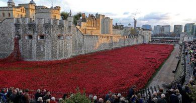 Remembrance Day Londra