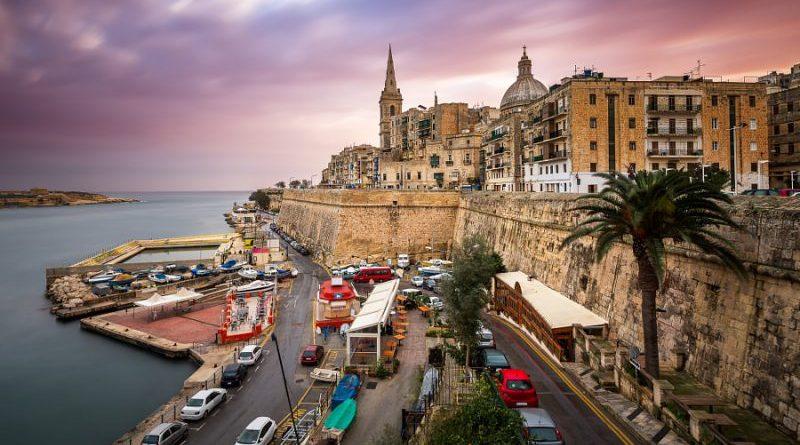 Visitare Malta - La Valletta