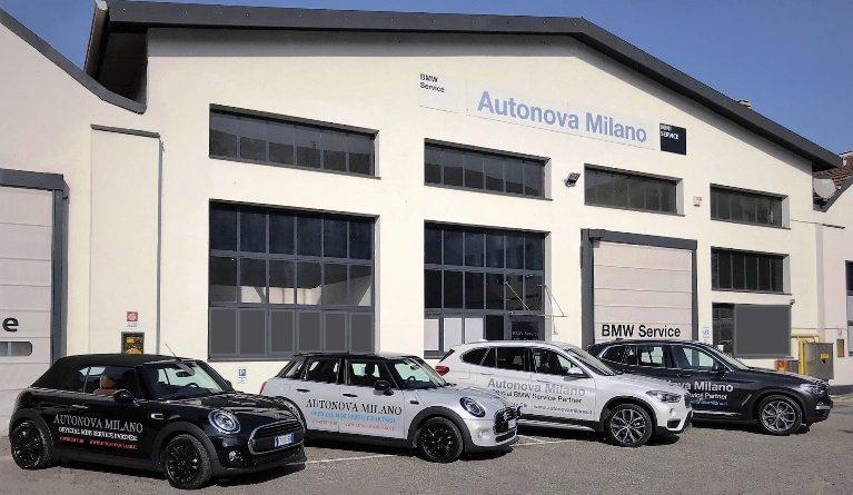 Autonova Milano - il mondo delle automobili in Europa