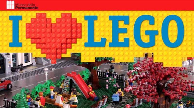 I Love Lego