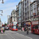 Oxford Street London la più famosa strada commerciale del mondo