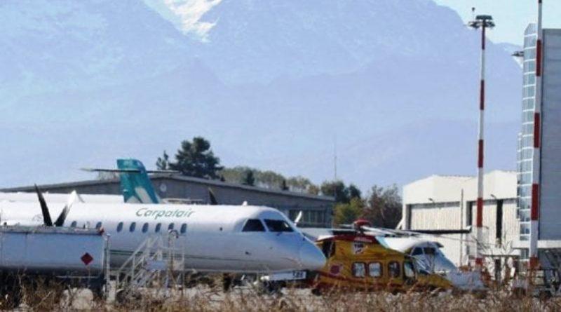 L'aeroporto di Cuneo-Levaldigi