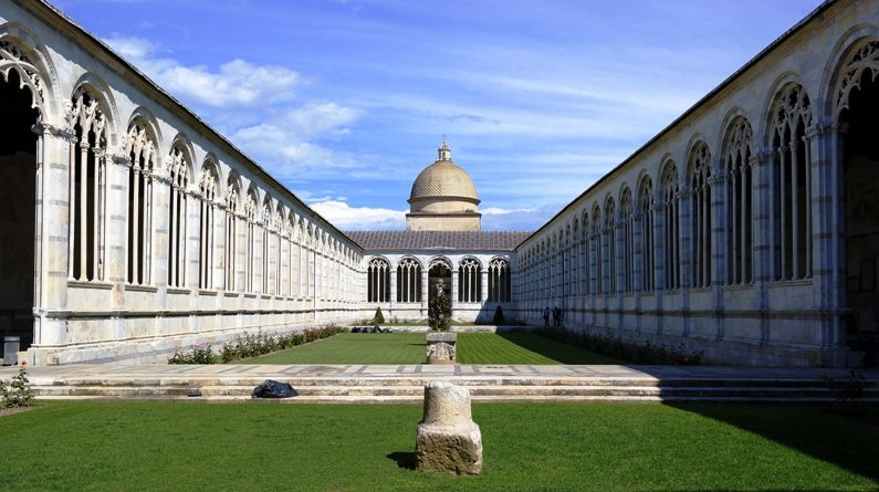 Camposanto monumentale di Pisa