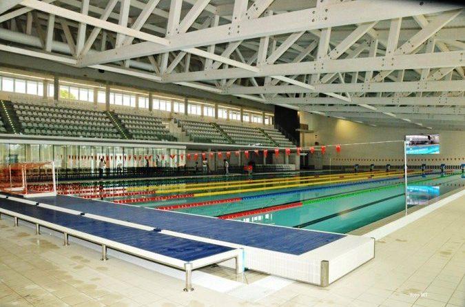 Lo Stadio del nuoto di Cuneo