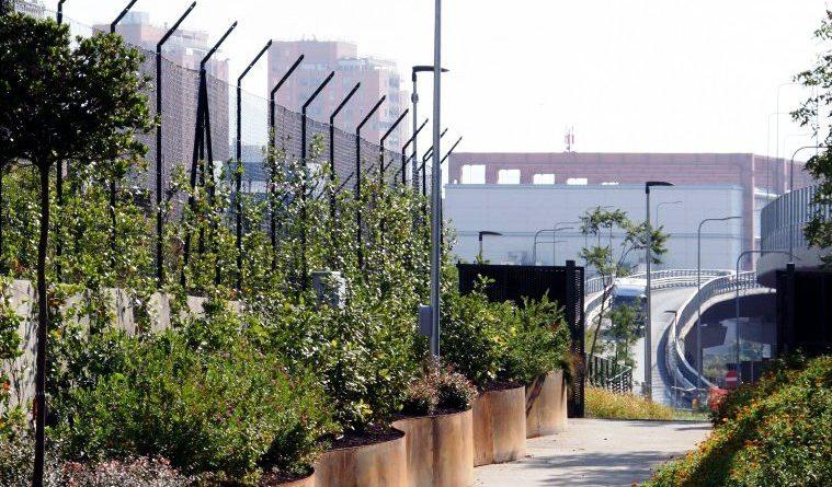 Giardino Lineare di Cornigliano
