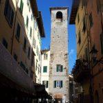 Gli edifici medievali di Pisa: la torre del Campano