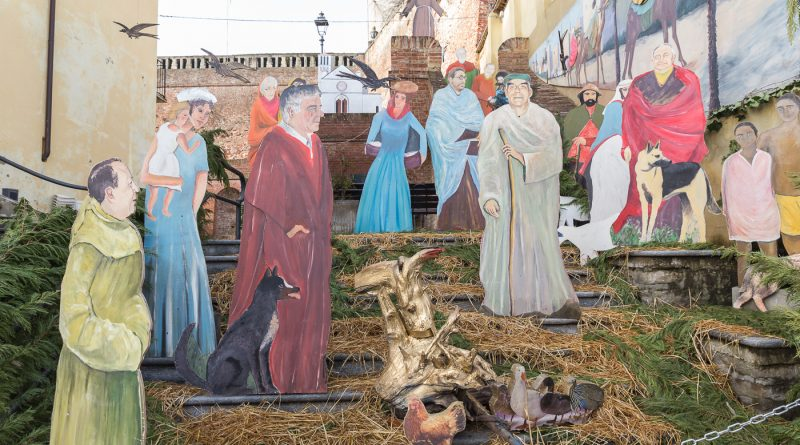Presepi nel Monferrato