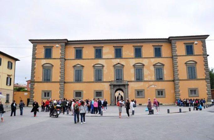 Palazzo dell'Arcivescovado Pisa