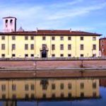 Palazzo Reale sorge in una zona prestigiosa di Pisa