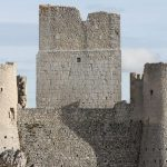 Rocca Calascio il borgo con il castello più alto d'Italia