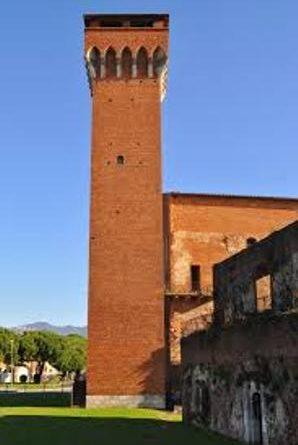 Torre della Cittadella Pisa