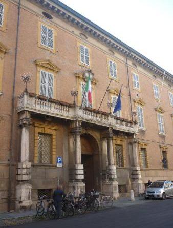 Modena Palazzo Principe Foresto
