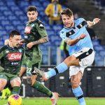 Napoli-Lazio: gli azzurri scommettono sulla Coppa Italia per trovare l'Europa