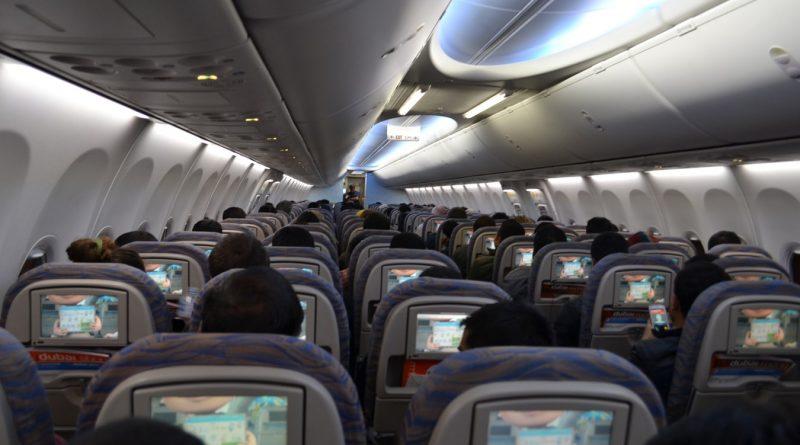 passeggeri aereo ph by Mahesh Shrestha