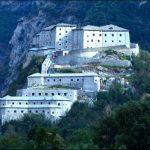 Forte di Bard: all'interno sono ospitati ben 5 musei