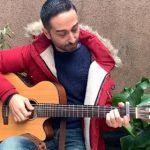 Il canto di speranza di Michelangelo Giordano