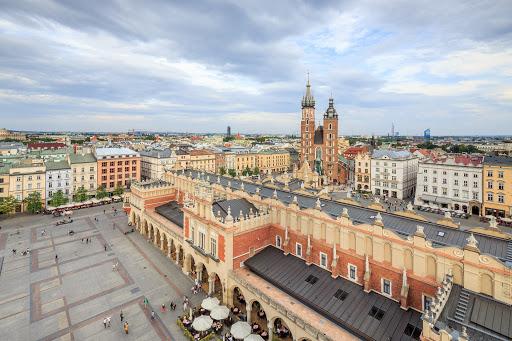 Cracovia - Piazza Mercato