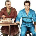 Ben Stiller e Robert De Niro in ti presento in miei stasera in tv