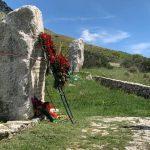 Nello Musumeci a Portella della Ginestra per omaggio a vittime strage