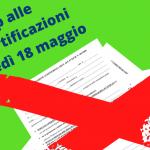 La Spezia. Da domani cambiano le regole: stop autocertificazioni