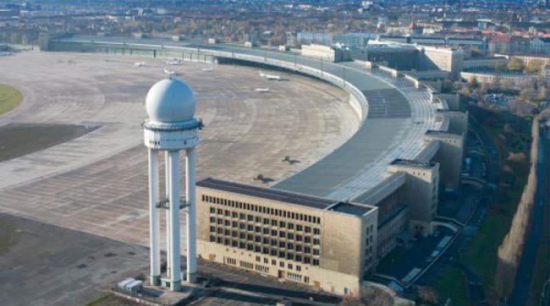 scalo internazionale Tempelhof di Berlino