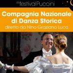 Viareggio. La Compagnia Nazionale di Danza Storica al 66° Festival Puccini