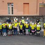 Bologna. Tre nuove linee per andare a piedi in sicurezza alla scuola primaria Bombicci