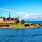 Uno dei castelli più belli del Nord Europa: è il Castello di Kronborg a Elsinore