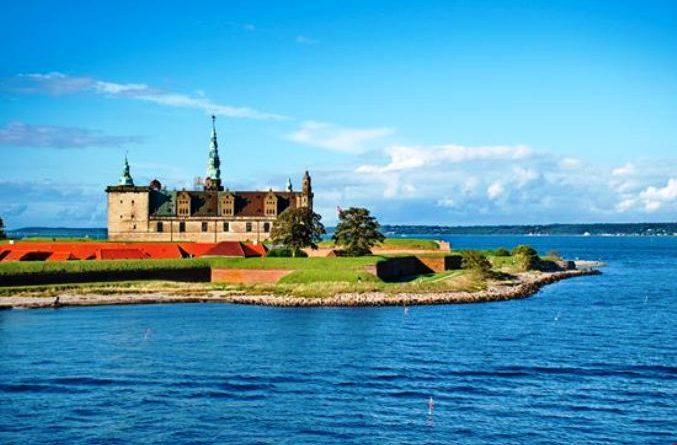 Castello di Kronborg a Elsinore