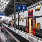 Interrotti i collegamenti ferroviari tra Svizzera e Italia