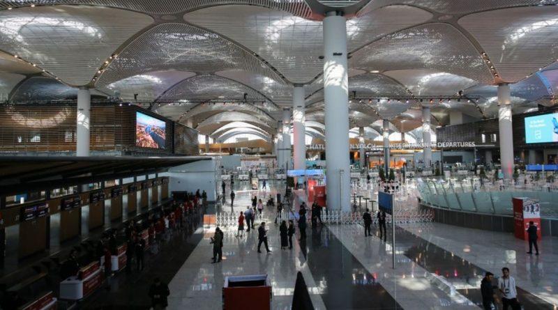 nuovo aeroporto di istanbul