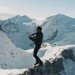 Cortina 2021: Andrea Casta in Eurovisione alla cerimonia d'apertura dei Campionati del Mondo di Sci Alpino