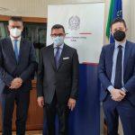 La CCIAA di Catanzaro a Dubai, incontro con il Console italiano negli Emirati Arabi